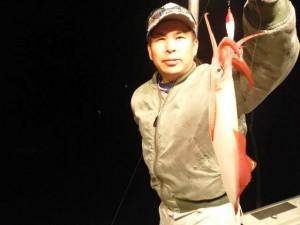 中村さんのマイカ40cm
