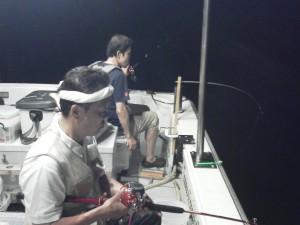 山口さんと永井さん