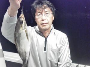 糸井さんのイサキ