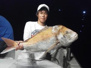 廣田さんの大ダイ86cmおめでとうございます!