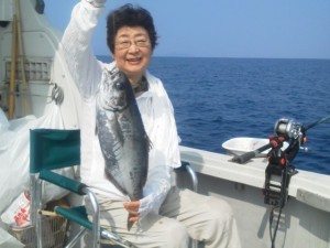 柴田さんのメダイ58cm