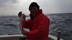 田中さんの甘鯛34cm