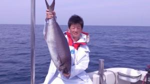 黒松さんのメダイ70cm