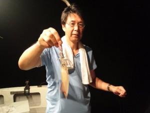 糸井さんのマイカ