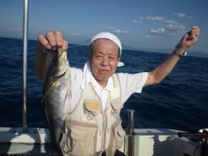 山口さんのイサキ35cm