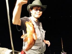 加藤さんのアコウ31cm