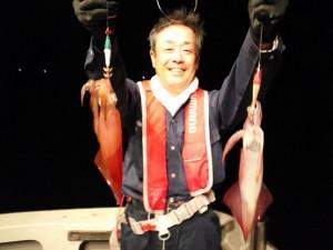吉村さんのマイカ30cm