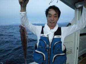 中田さんのタイ41cm