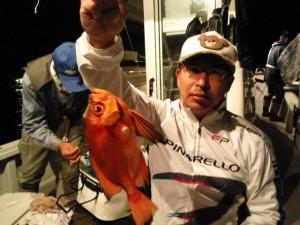 中村さんのチカメキントキ35cm
