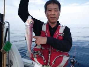 山田さんの甘鯛35cm