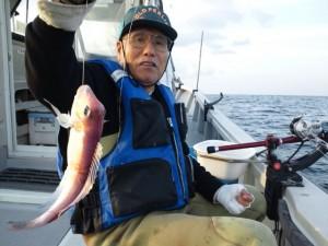 上田さんの甘鯛33cm