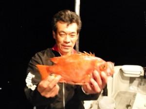 山口さんのチカメキントキ36cm