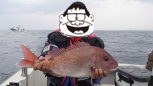 Sさんの真鯛63cm